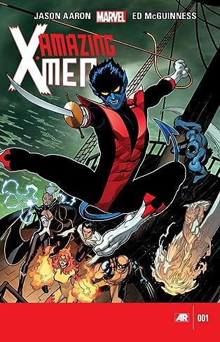 Amazing X-Men (2013-) #1