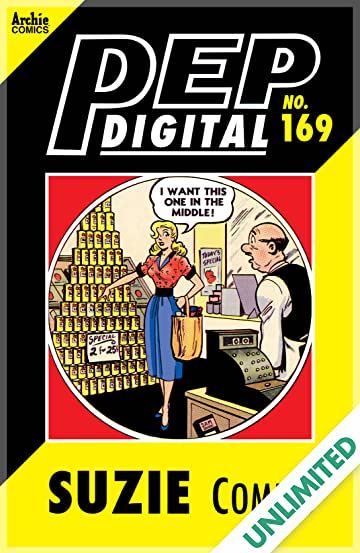 PEP Digital #169: Suzie Comics