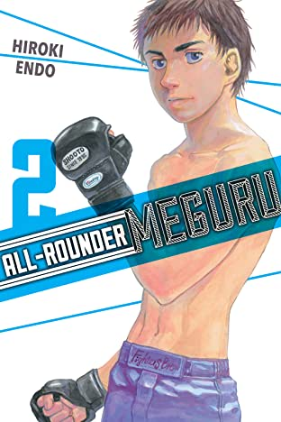 All-Rounder Meguru Tome 2