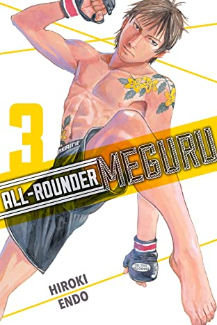 All-Rounder Meguru Tome 3