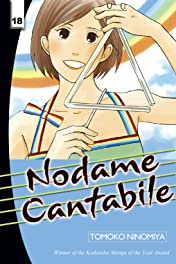 Nodame Cantabile Vol. 18
