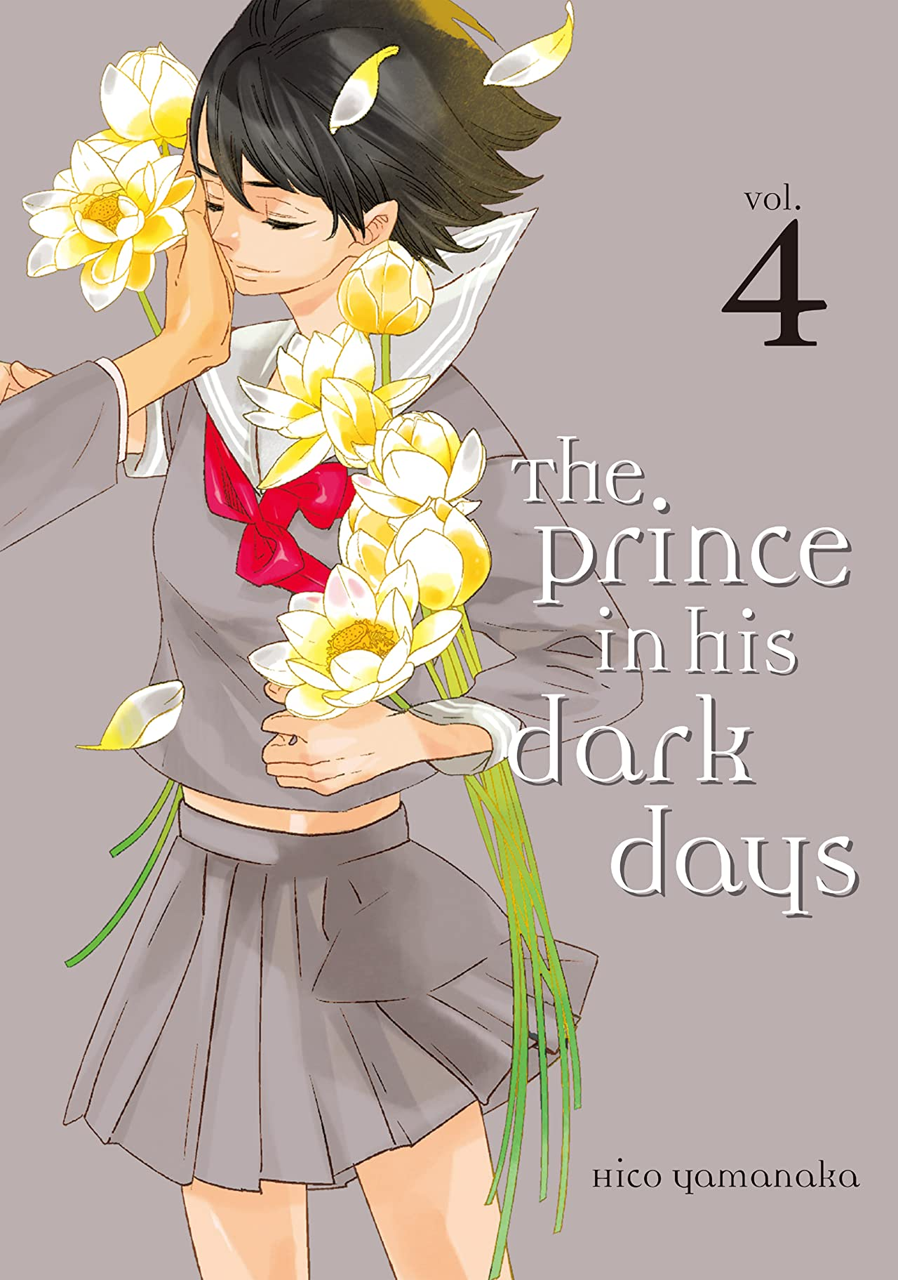 The Prince in His Dark Days Vol. 4