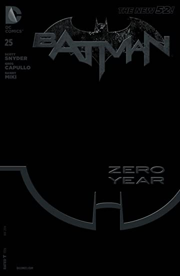 Batman (2011-) #25