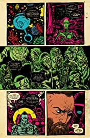 Space Riders: Galaxy Of Brutality #1