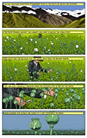 The Blue Mask vs. The Cartel #1