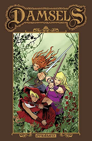 Damsels Tome 1