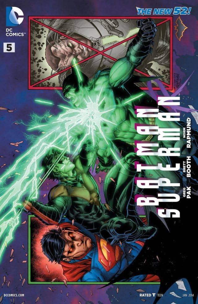 Batman/Superman (2013-) #5