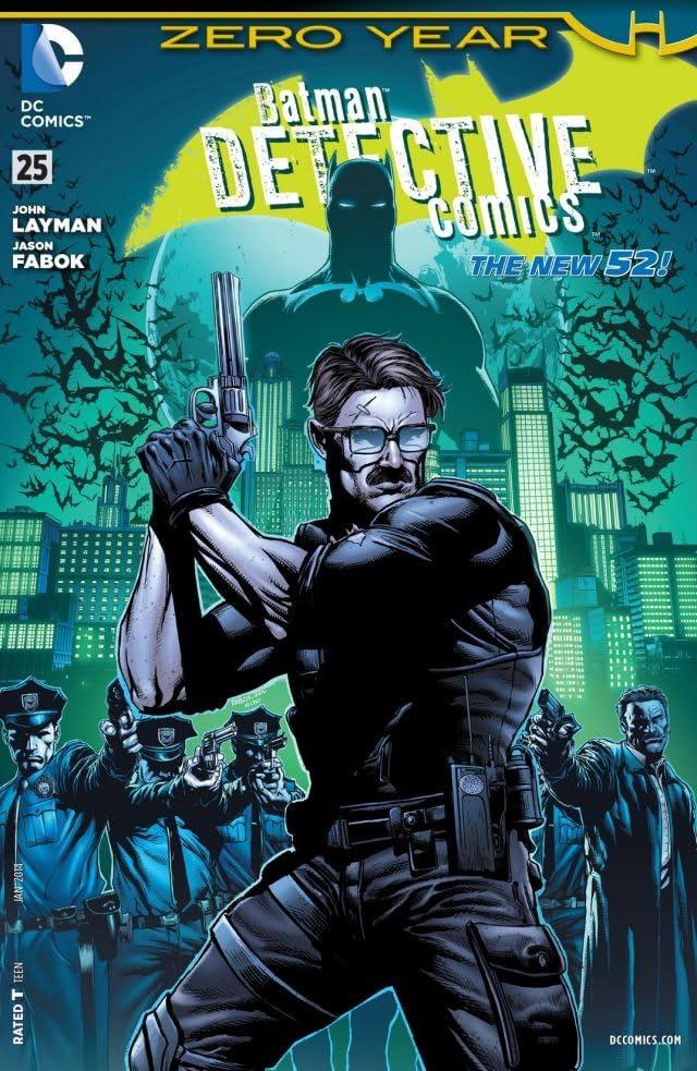 Detective Comics (2011-2016) #25