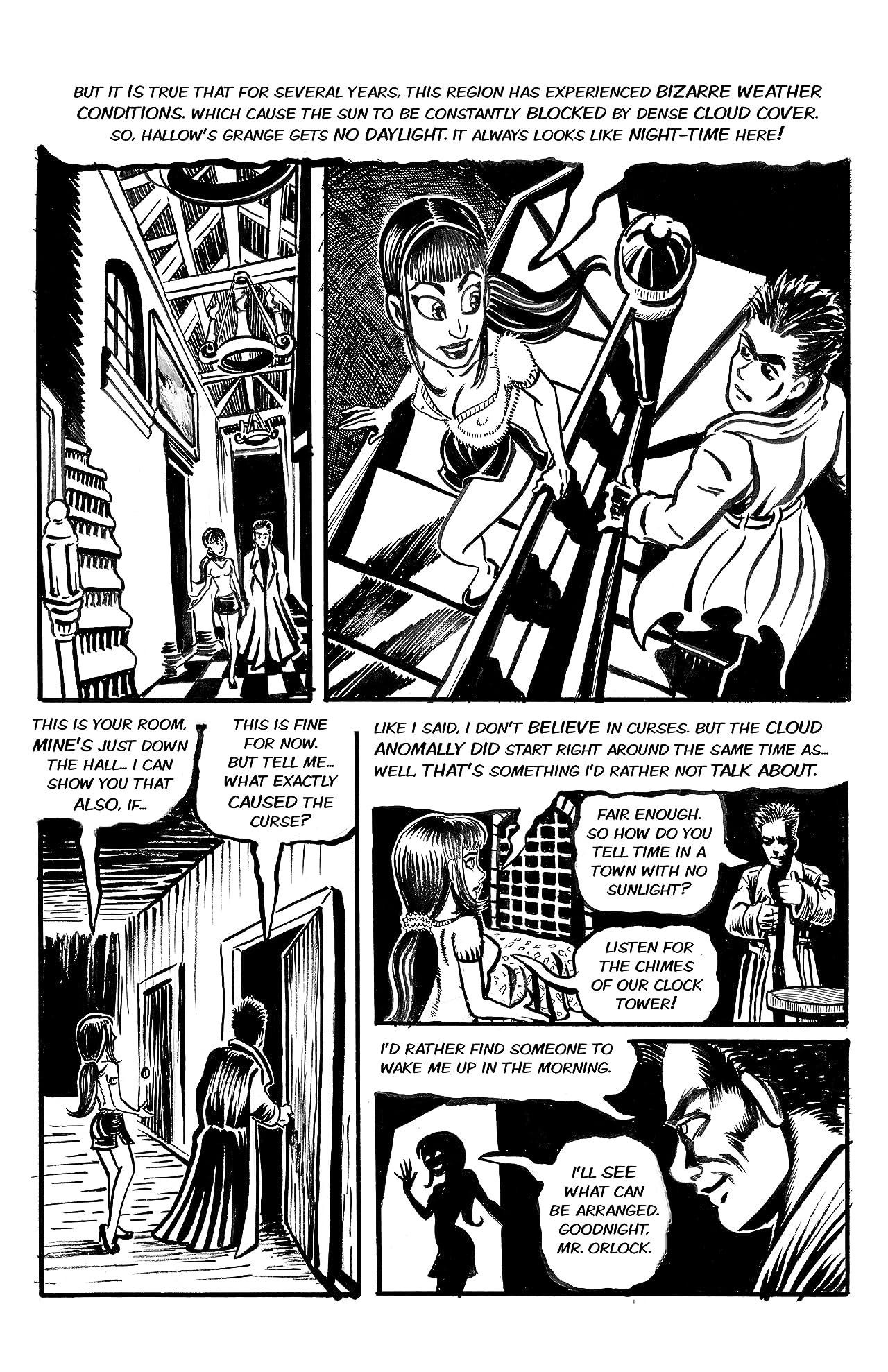 Wulf and Batsy: Lustmord Nightmares #2