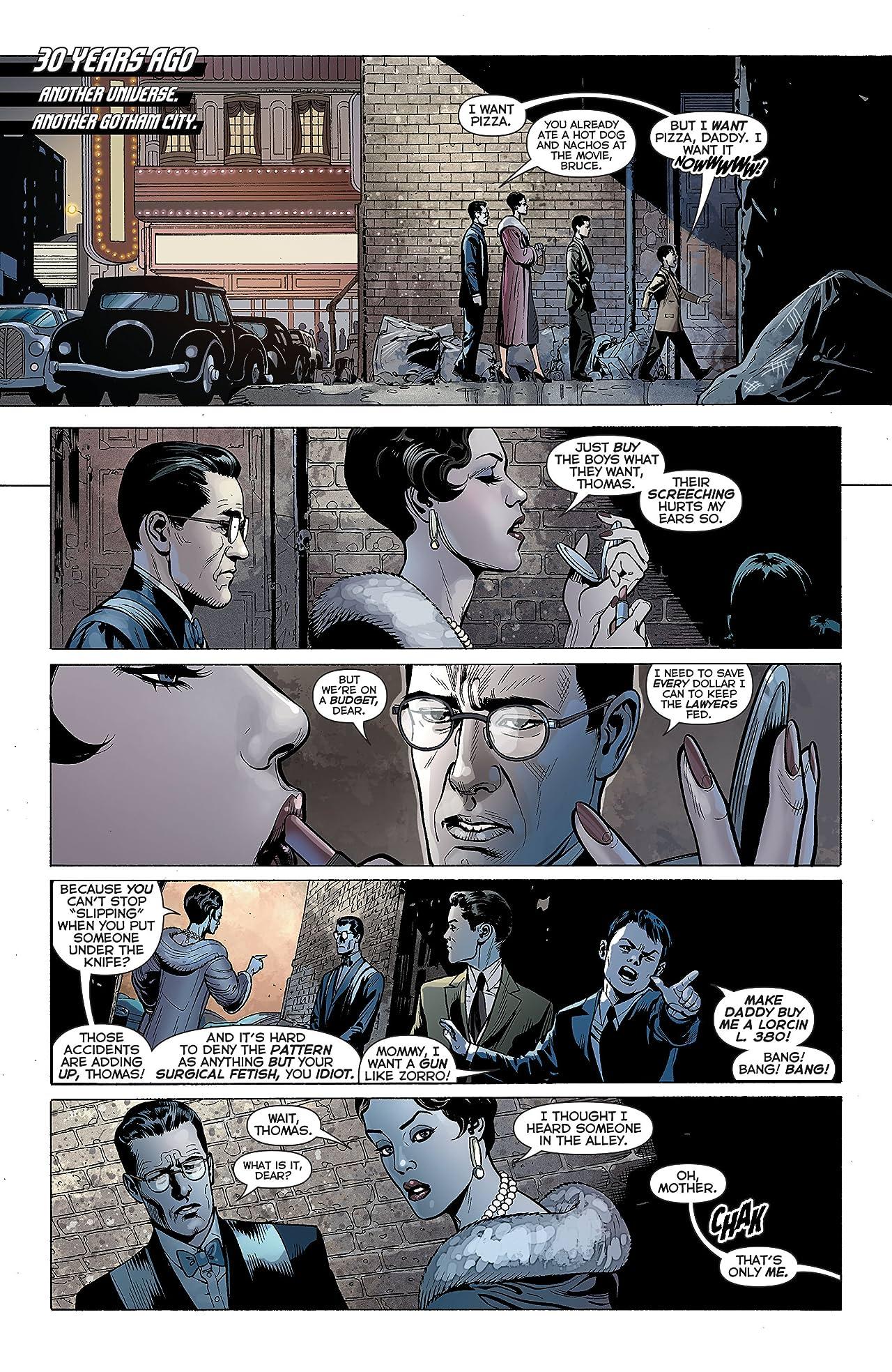 Justice League (2011-2016) #25