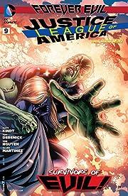 Justice League of America (2013-2015) No.9