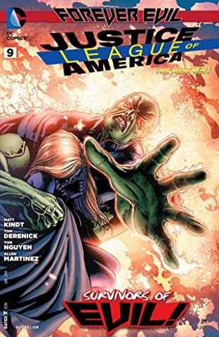 Justice League of America (2013-2015) #9