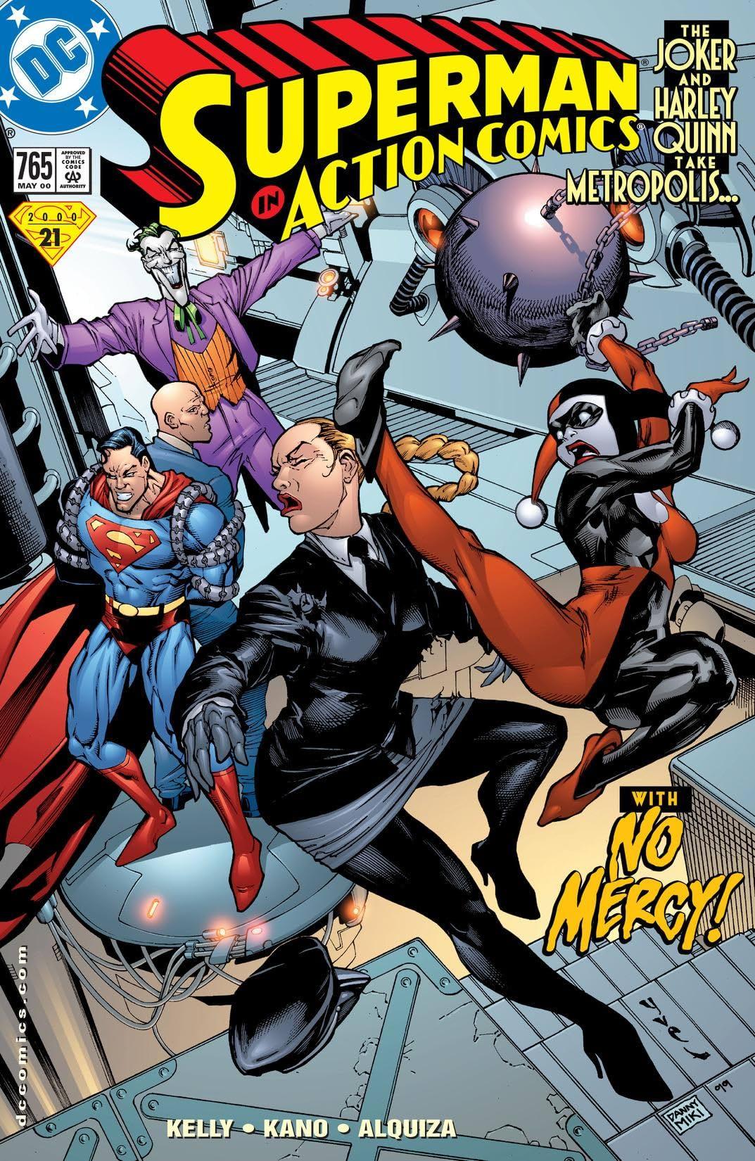 Action Comics (1938-2011) #765