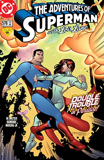 Adventures of Superman (1986-2006) #578