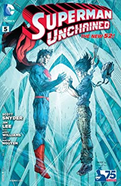 Superman Unchained (2013-2014) No.5