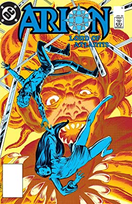Arion, Lord of Atlantis (1982-1985) #15