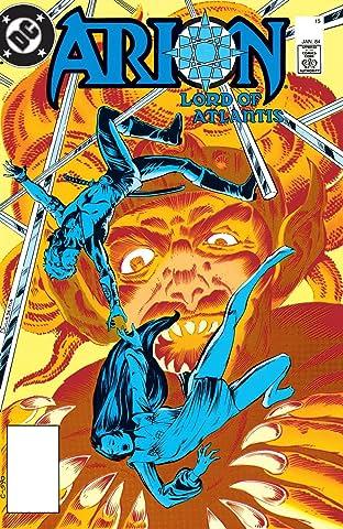 Arion, Lord of Atlantis (1982-1985) #15
