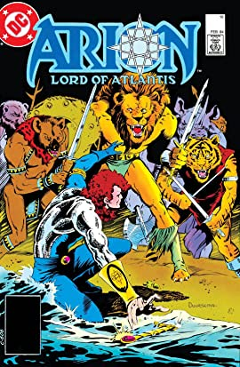 Arion, Lord of Atlantis (1982-1985) #16