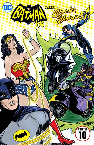 Batman '66 Meets Wonder Woman '77 (2016-2017) #10