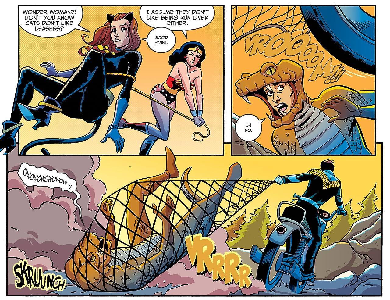 Batman '66 Meets Wonder Woman '77 (2016-2017) #10