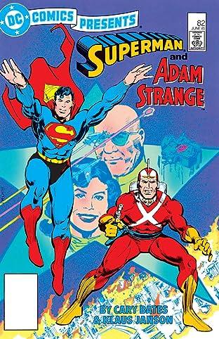 DC Comics Presents (1978-1986) #82