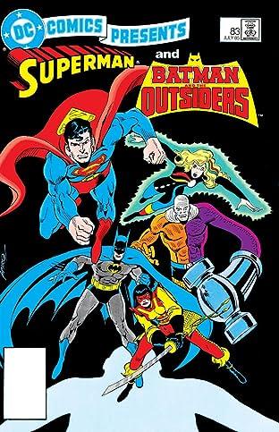 DC Comics Presents (1978-1986) #83