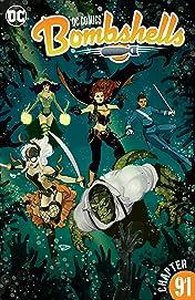DC Comics: Bombshells (2015-2017) #91