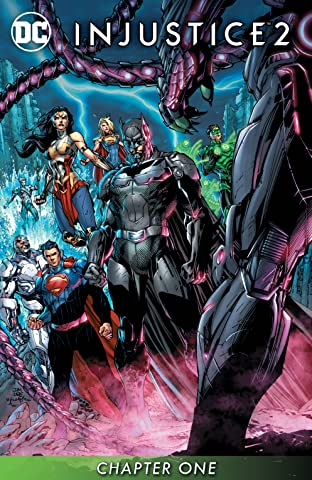 Injustice 2 (2017-) No.1