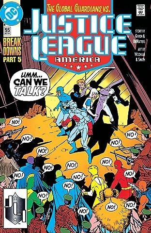 Justice League America (1987-1996) #55