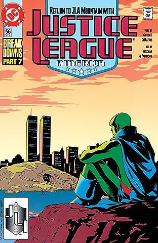 Justice League America (1987-1996) #56