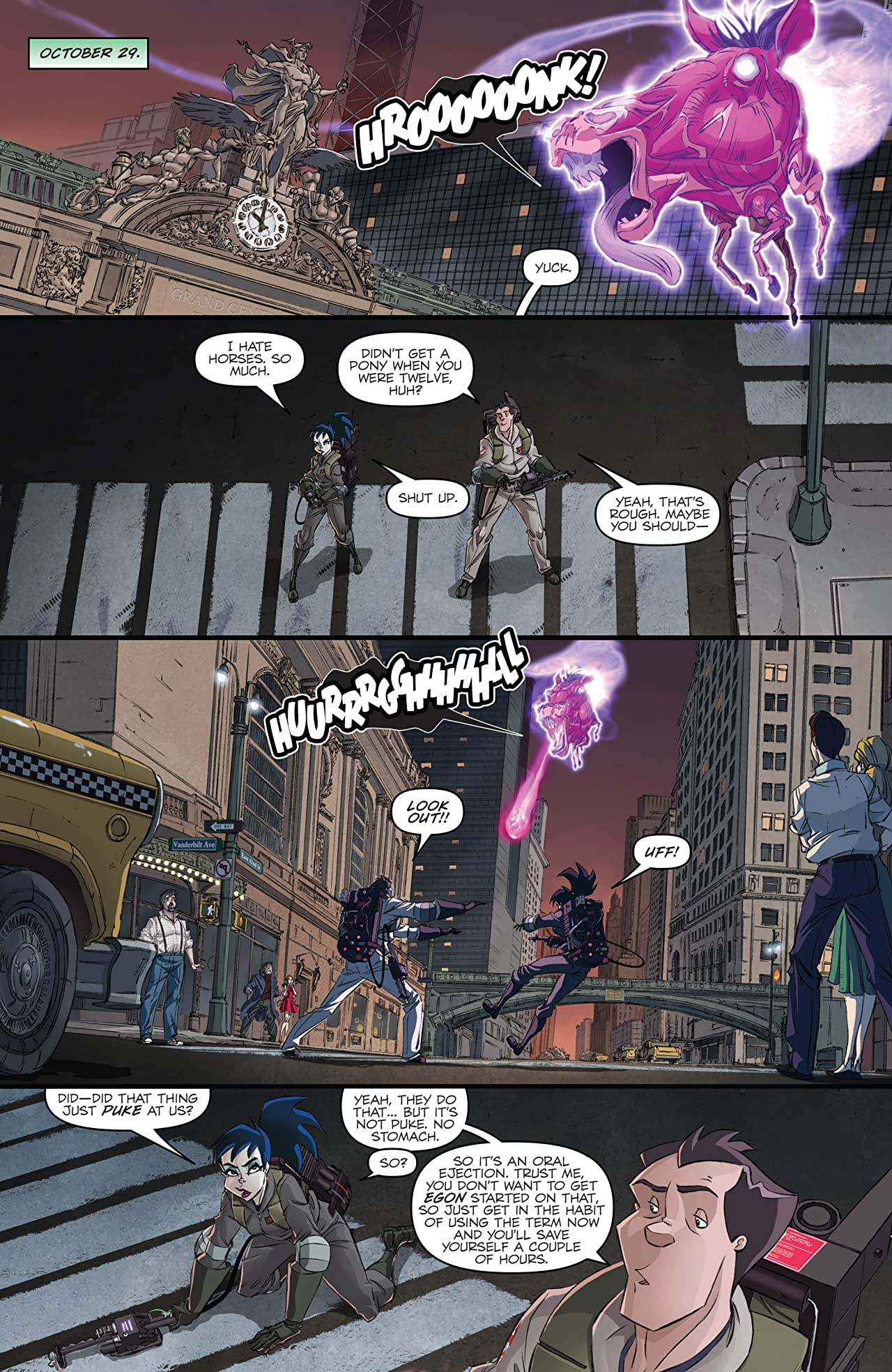 Ghostbusters (2013-2014) #9