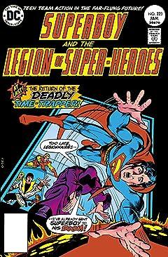 Superboy (1949-1979) #223