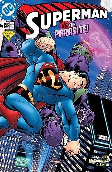 Superman (1987-2006) #156