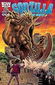 Godzilla: Rulers of Earth #5