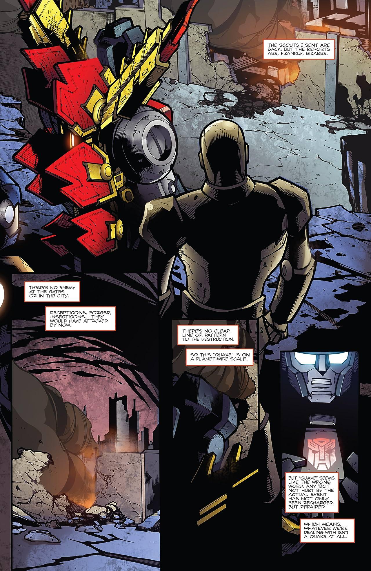 Transformers: Prime - Beast Hunters #6