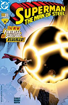 Superman: The Man of Steel (1991-2003) #100
