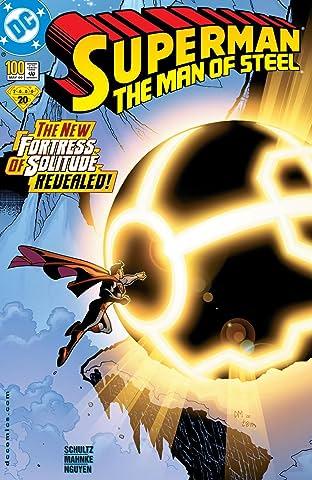 Superman: The Man of Steel (1991-2003) #100