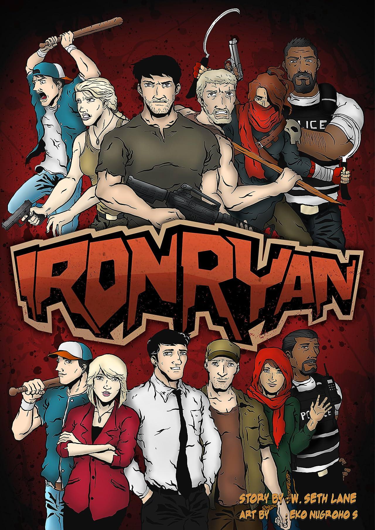 Iron Ryan #1