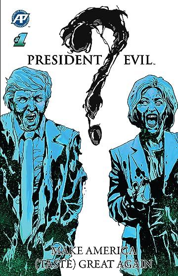 President Evil: Make America (Taste) Great Again