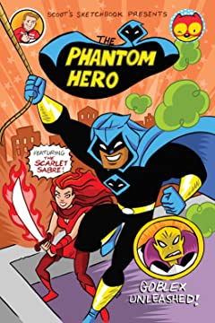 Phantom Hero #1