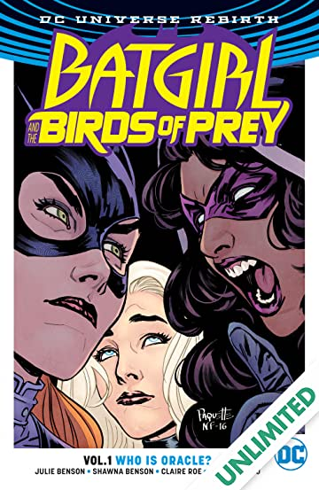 Batgirl and the Birds of Prey (2016-) Vol. 1: Who is Oracle?