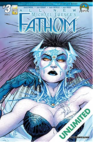 All New Fathom Vol. 5 #3 (of 8)