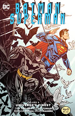 Batman/Superman (2013-2016) Tome 6: Universe's Finest