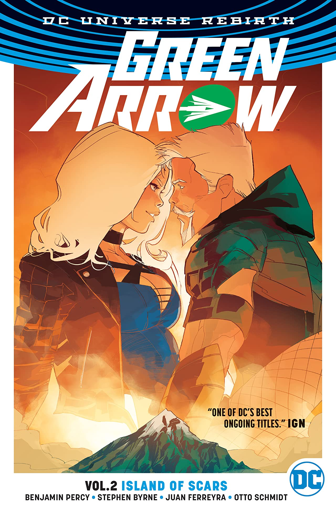 Green Arrow (2016-) Vol. 2: Island of Scars