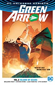 Green Arrow (2016-2019) Vol. 2: Island of Scars