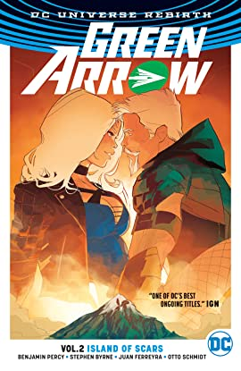 Green Arrow (2016-2019) Tome 2: Island of Scars