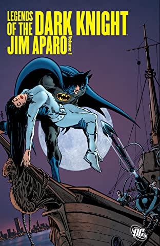 Legends of the Dark Knight: Jim Aparo Tome 1