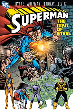 Superman: The Man of Steel Vol. 4