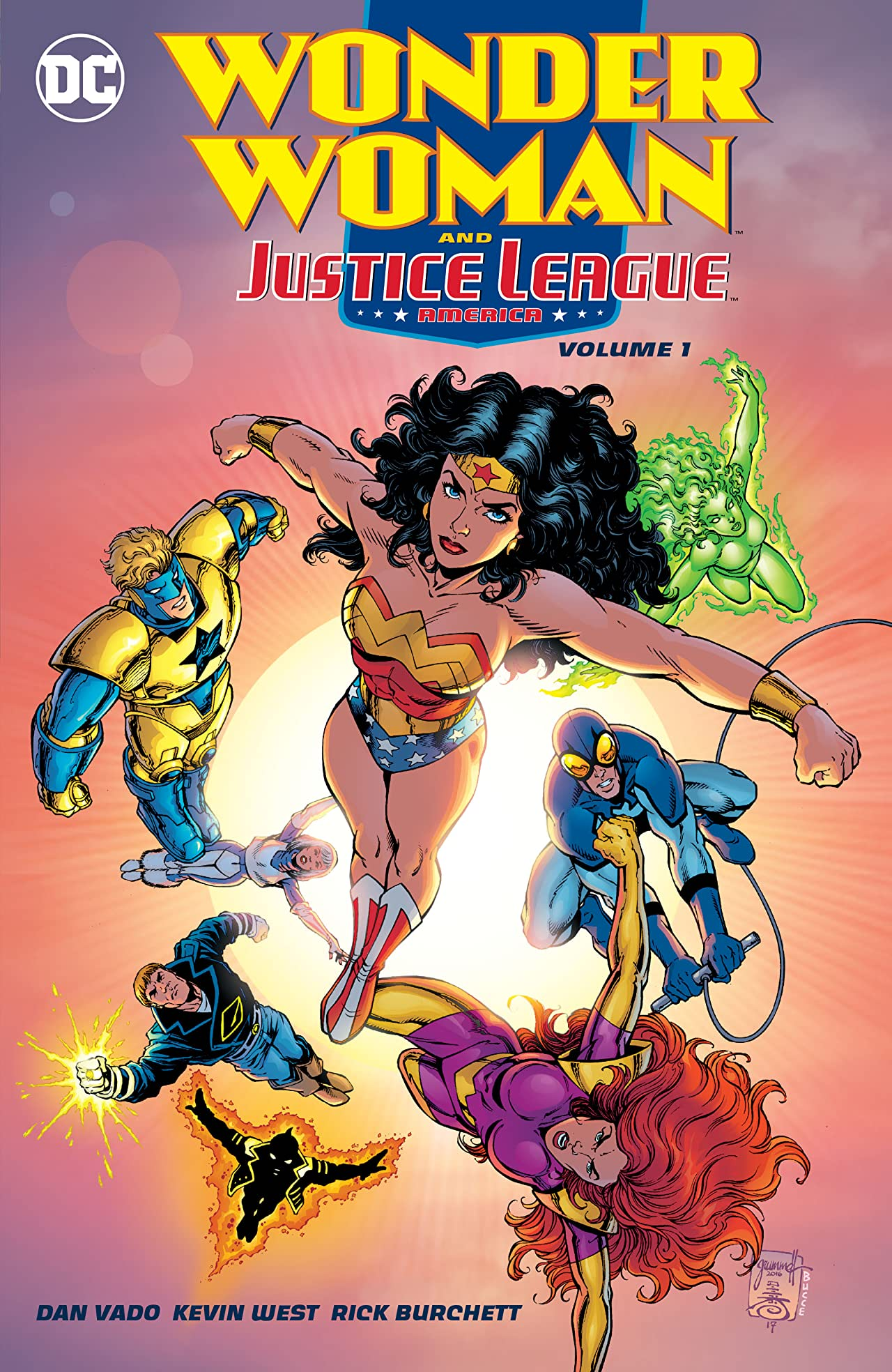 Wonder Woman & the Justice League America Vol. 1