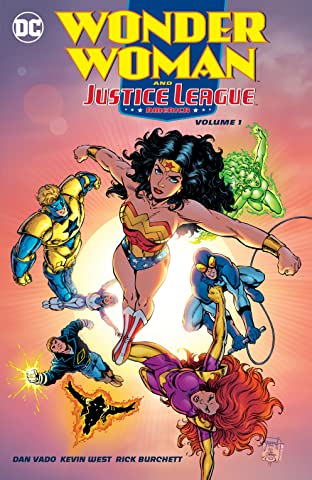 Wonder Woman & the Justice League America Tome 1